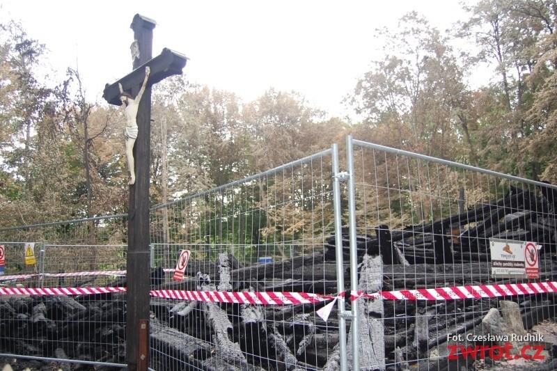 Obnovu kostela v Gutech zdržuje spor o protipožární zabezpečení
