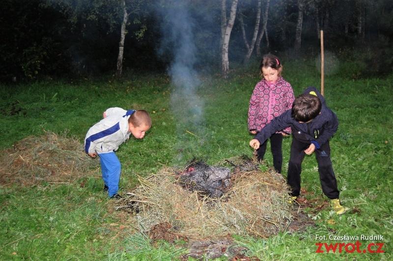 Táborák vdešti a s folklorem