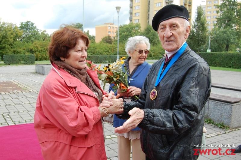 Witold Rybicki slavil životní jubileum