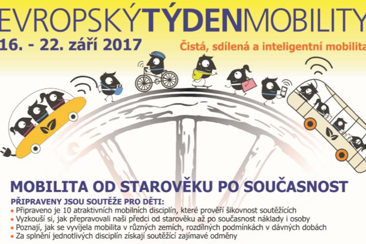 Program Evropského týdne mobility vHavířově vyvrcholí vpátek na náměstí Republiky
