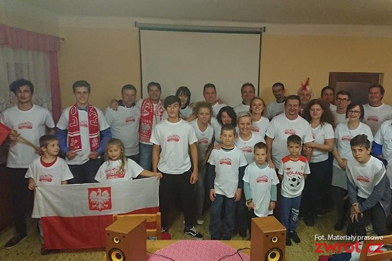 VBocanovicích fandili Polsku