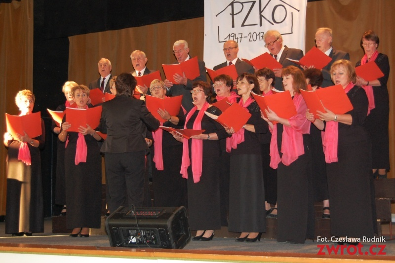 Jubileum PZKO slavili také v Orlové