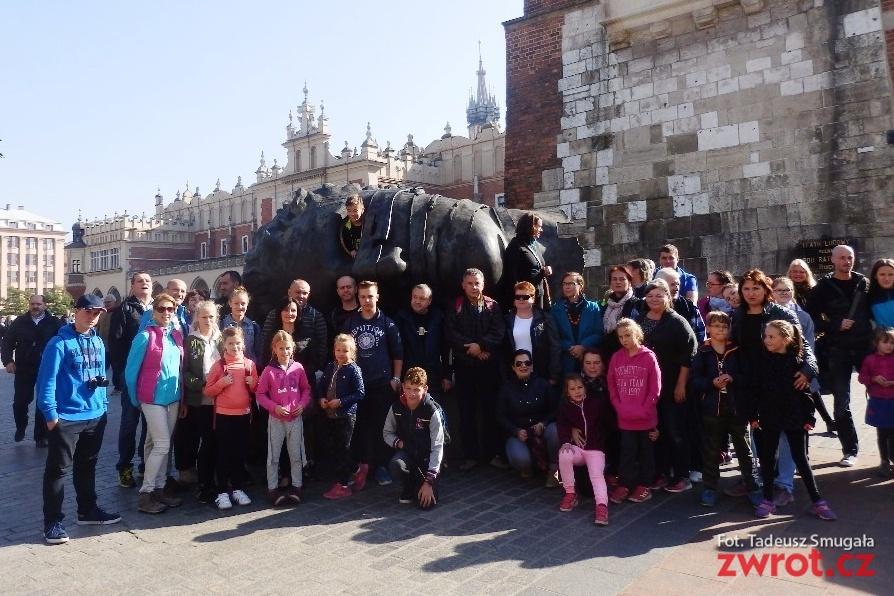 Těrlické rodiny navštívily Krakov