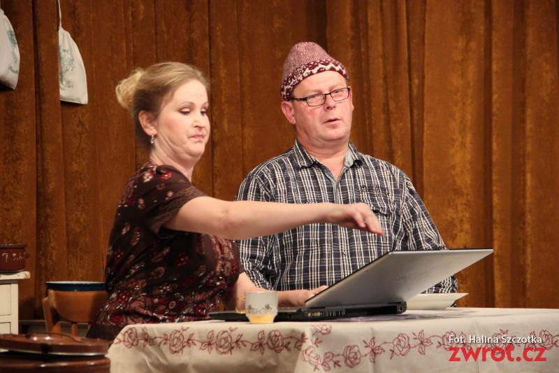 Představení v Neborech