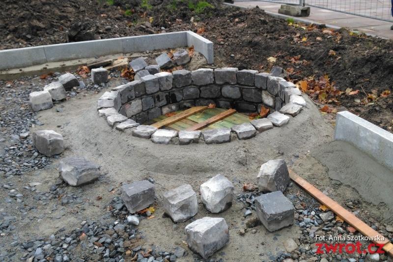 Střelnice získá novou relaxační plochu, lidé uvidí i starou studnu