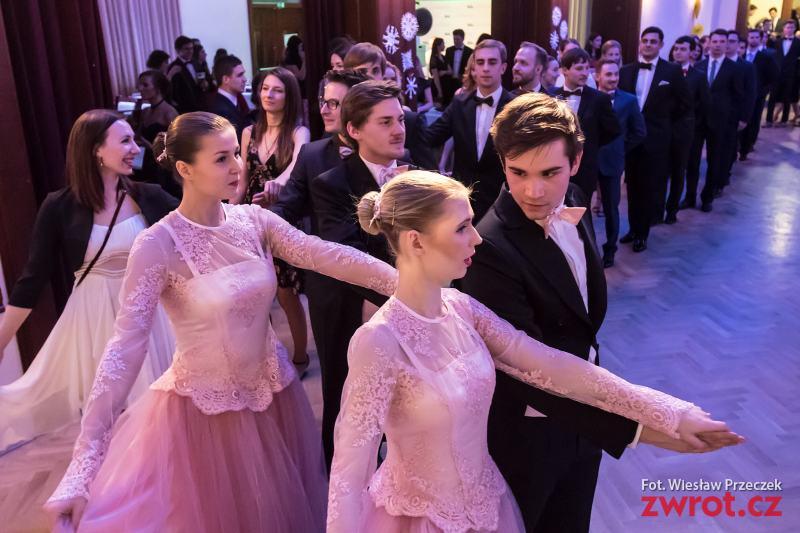 Ples vysokoškoláků