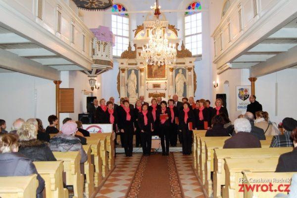 Významné jubileum sboru Zaolzie