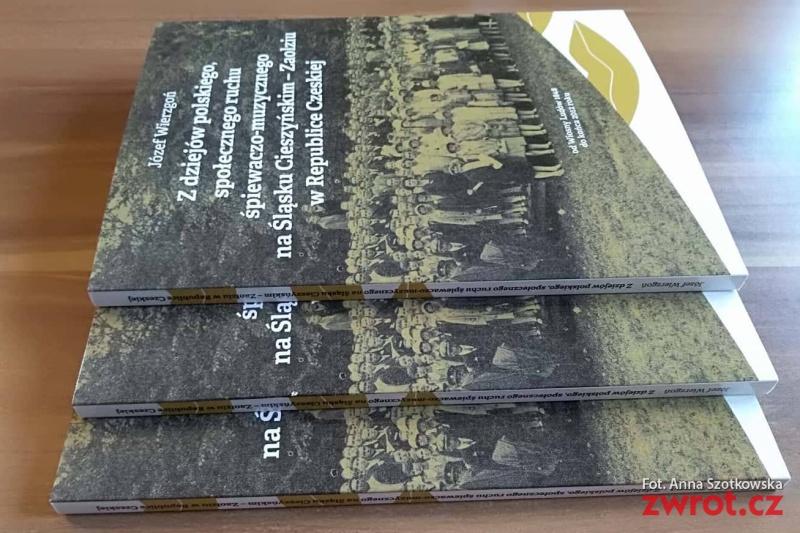 Nová kniha o dějinách sborového zpěvu