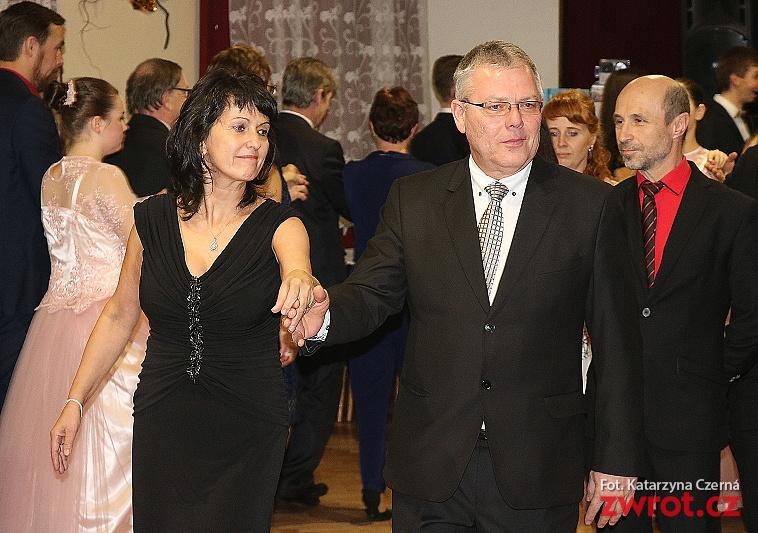 Staro-nový bludovický ples