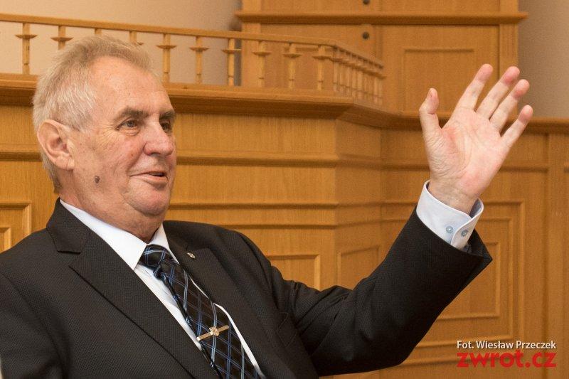 Zeman se stal prezidentem. Jak se hlasovalo v regionu?