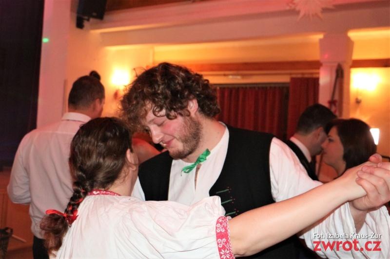 Pod Godulou měli ples