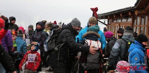 Zjazd Gwiaździsty 2018: skvělá akce v mrazivém počasí