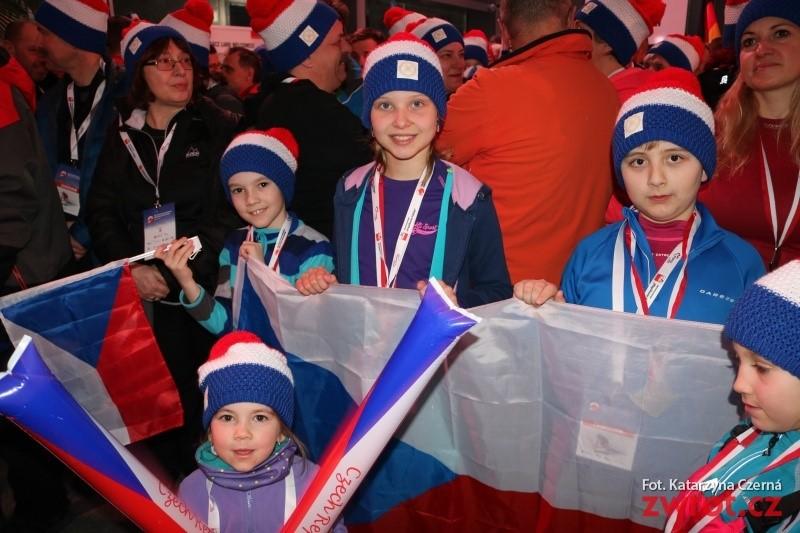 13. Světové zimní hry Polonie, den 1.