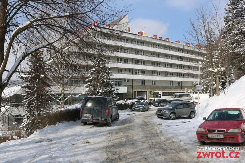 13. Světové zimní hry Polonie – život v hotelu