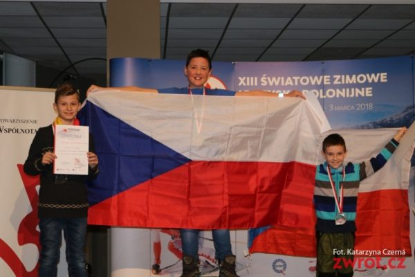 13. Světové zimní hry Polonie, den 3. a pytel medailí