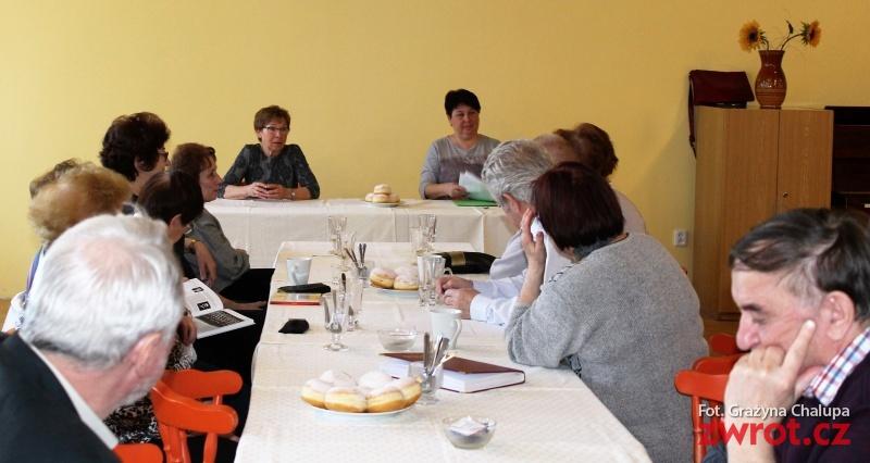 Z redakční pošty: Výroční schůze v Třinci