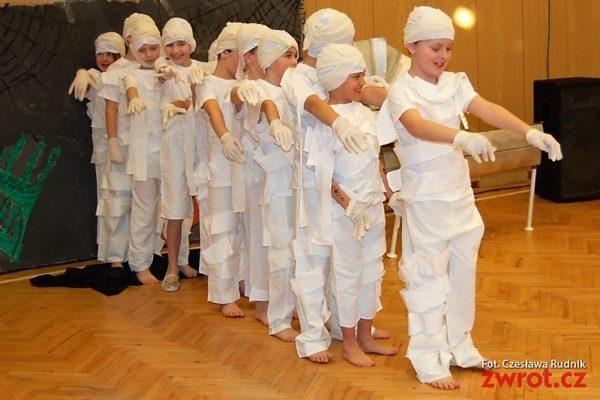 Zajímavý program na karnevalu v Těrlicku