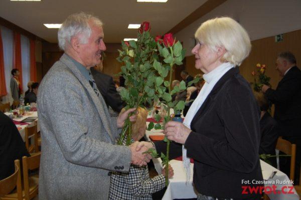 Schůze s růžemi