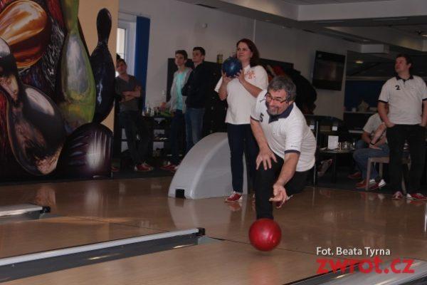 Emoce na bowlingu