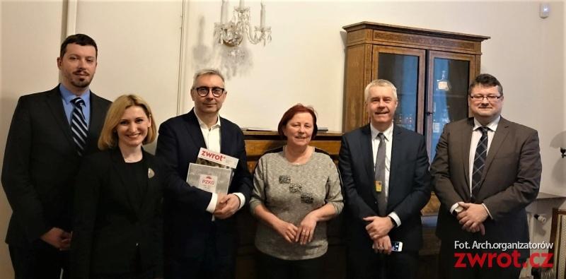 PZKO a Kongres Poláků společně ve Varšavě