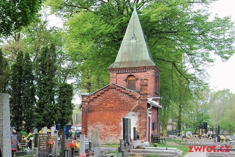 Hřbitovní kaplička dostane nový kabát