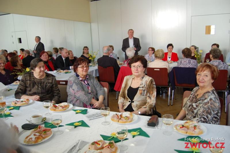 Setkání pedagogů v důchodu