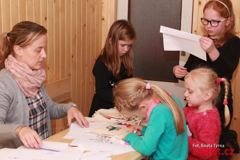 Nové iniciativy 20107: Dílničky pro děti