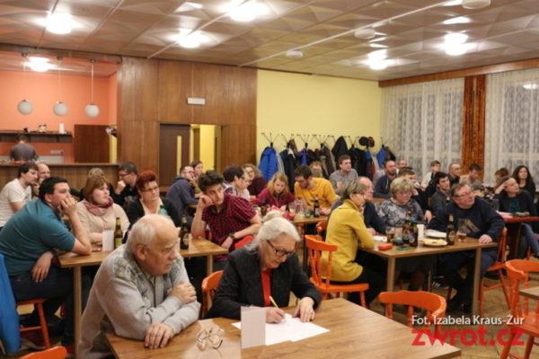 Zajímavou intelektuální akci připravila na sobotu MS PZKO Třinec-Sídliště