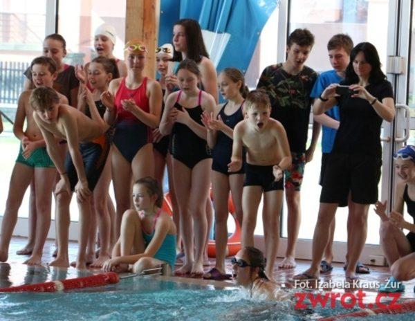 Mistrovství na plovárně
