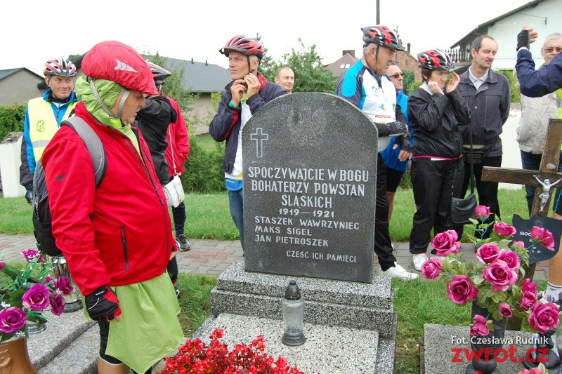 Nové iniciativy 2017: Cyklistické putování