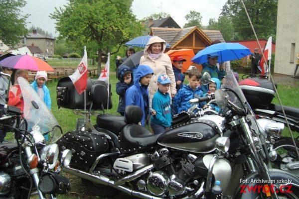 Z redakční pošty: Setkání s motorkáři