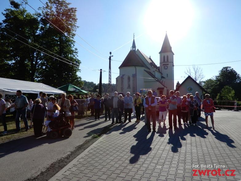 Jubileum kostela v Puńcově