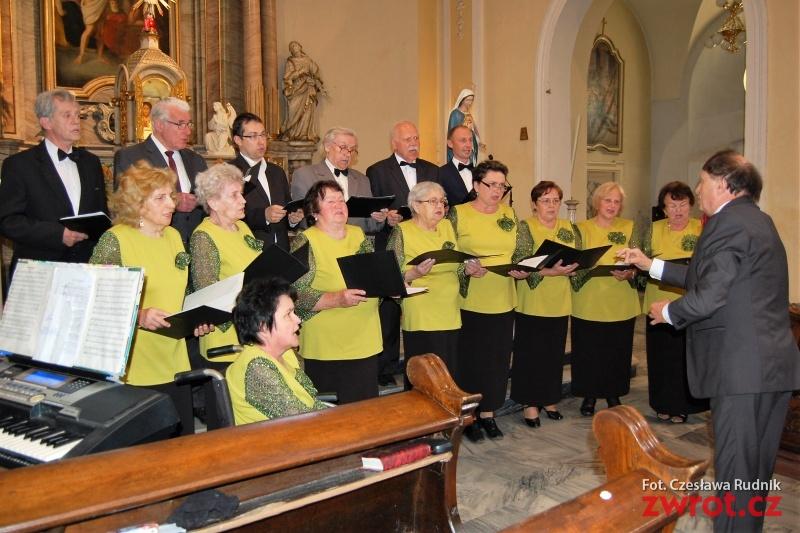 Jubileum polského sborového zpěvu v Dolní Lutyni