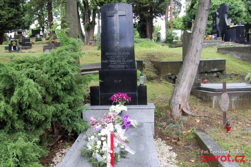 Na Wacława Olszaka nezapomněli