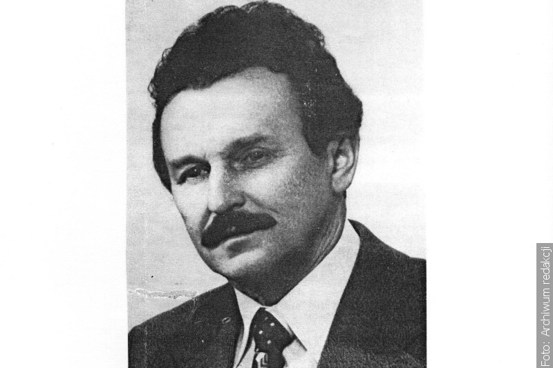 Zemřel Alojzy Kaleta