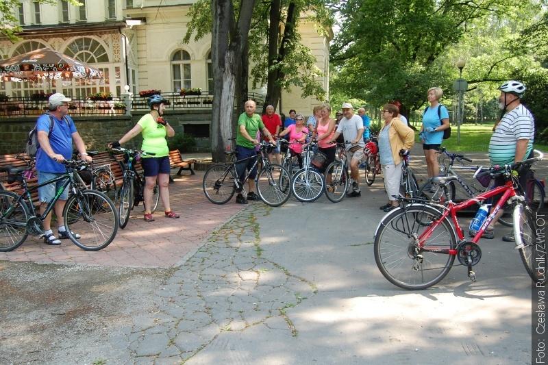 Vydařená cyklistická vyjížďka