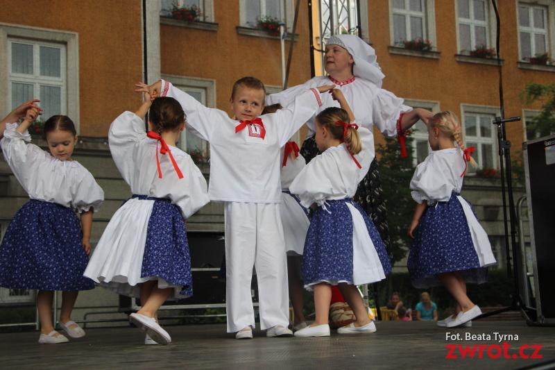 Těšínská folklorní noc
