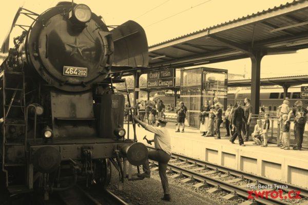 Retro vlakem z Českého Těšína