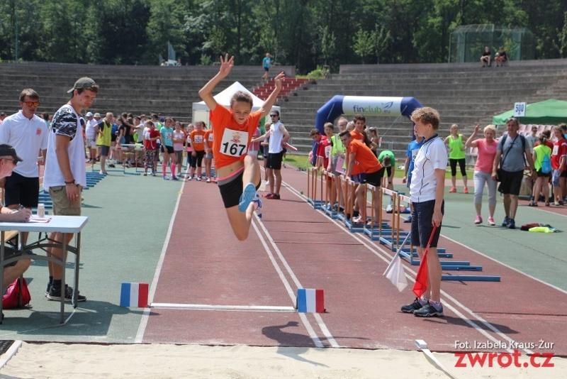 36. Atletické hry: fotoreportáž
