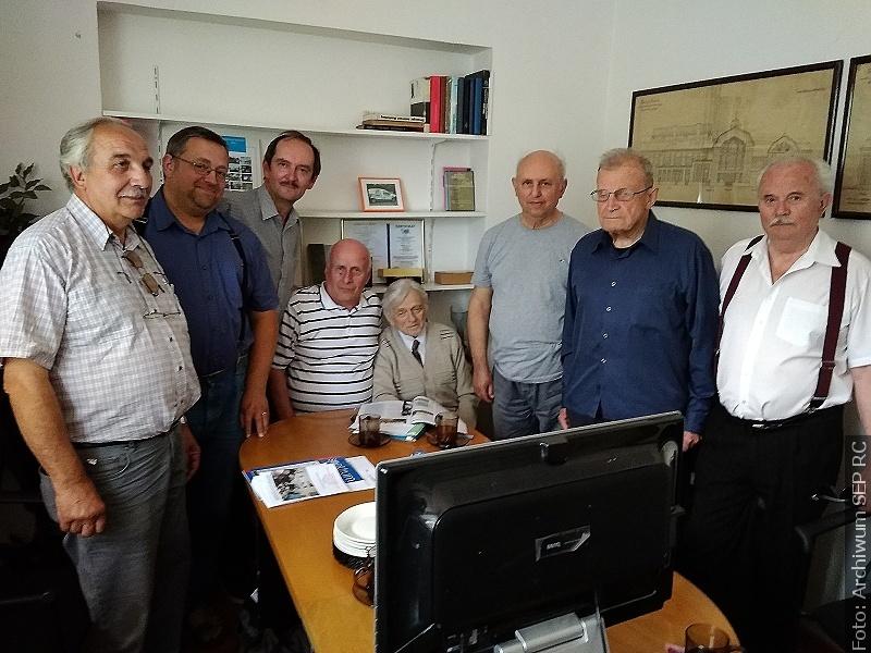 Z redakční pošty: Vzácný host Spolku polských elektrotechniků