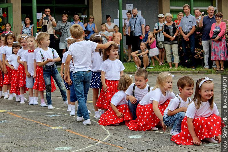 Školní radovánky 2018: Třinec-Terasa