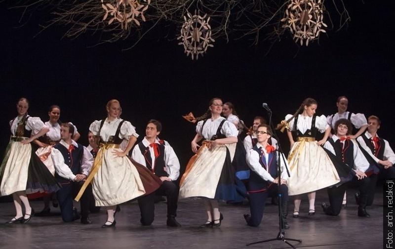Jubileum Regionálního souboru Błędowice