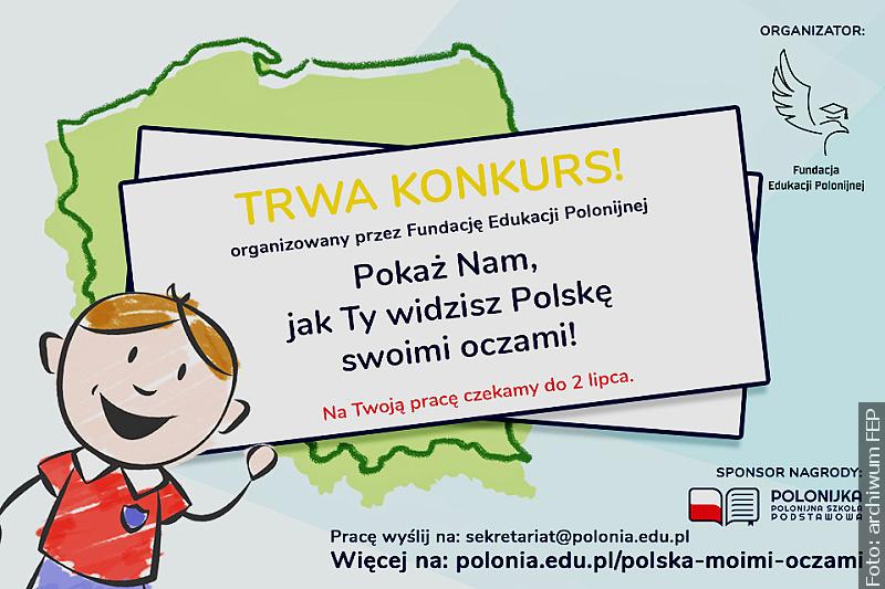 Soutěž pro polonijní děti