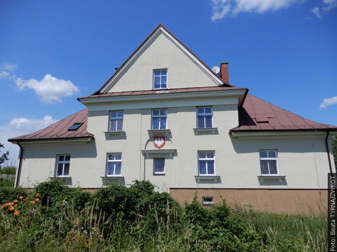 Procházky se Zwrotem: Budova pohraničníků v Kojkovicích