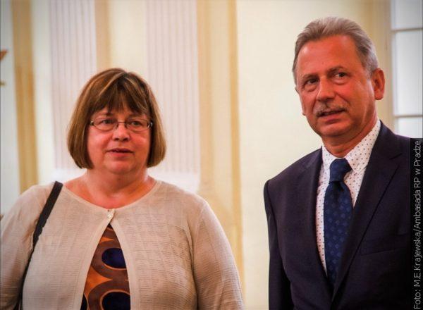 Změna na pozici polského konzula v Praze