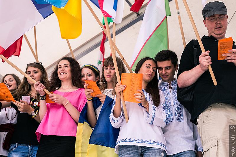 Zahraniční studenti se poperou s polštinou