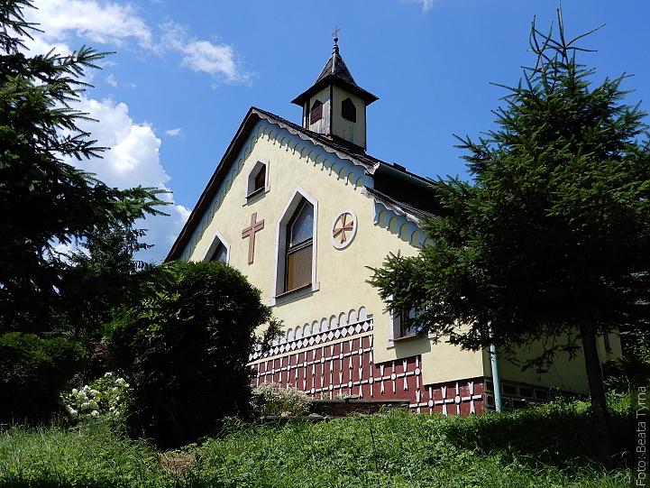 Procházky se Zwrotem: Kaple Neposkvrněného srdce Panny Marie v Osůvkách
