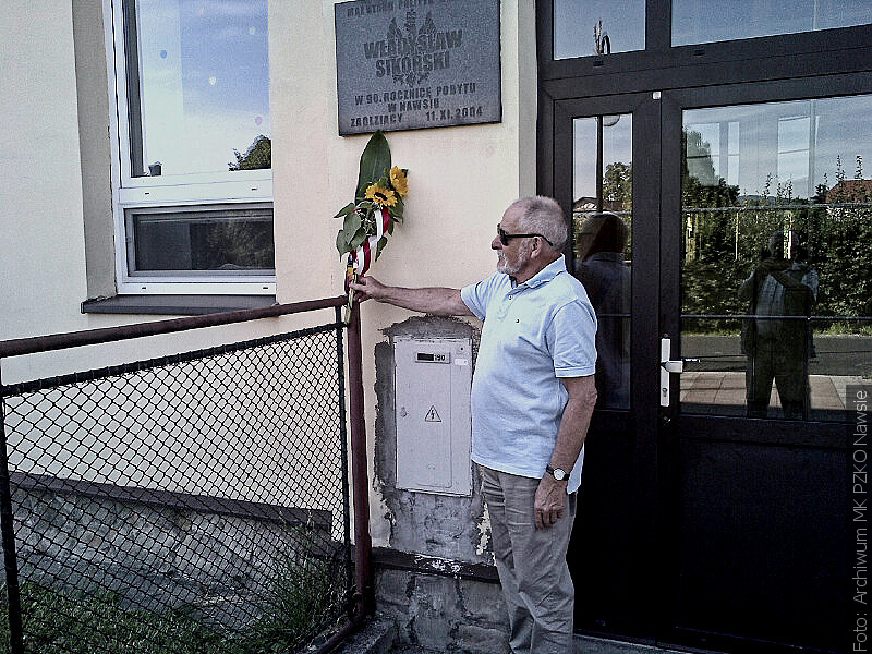 Nezapomněli na Władysława Sikorského