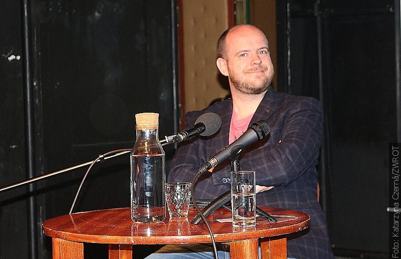 """Literární rozhovory """"Zwrotu"""": Witold Szabłowski"""