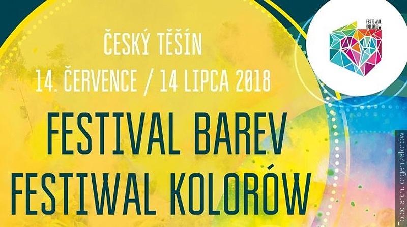 Barvy v Českém Těšíně